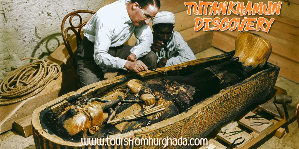 Tutankhamun Discovery ToursFromHurghada