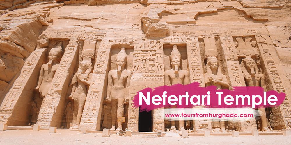 Queen Nefertari Temple ToursFromHurghada