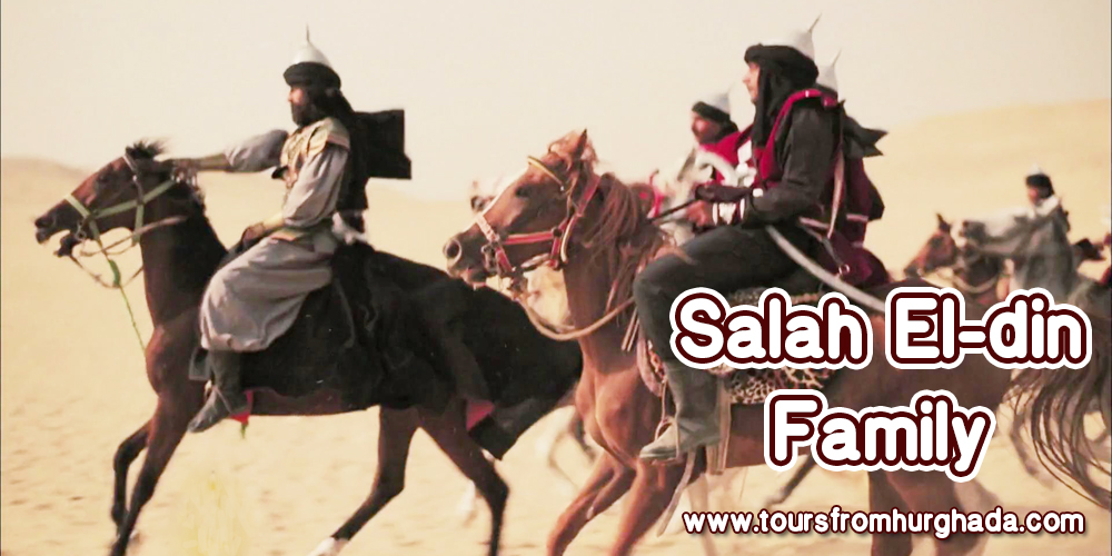 Salah El-Din Family ToursFromHurghada