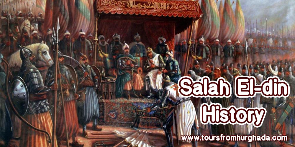 Salah El-Din History ToursFromHurghada