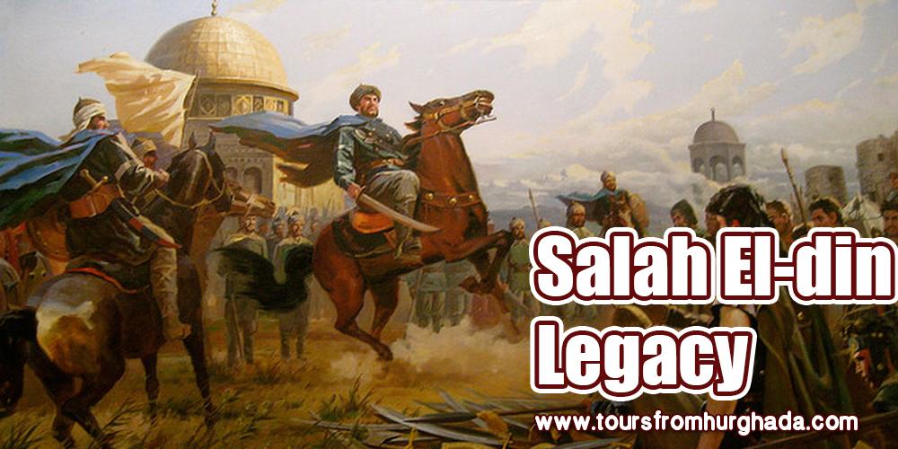 Salah El-din Legacy ToursFromHurghada