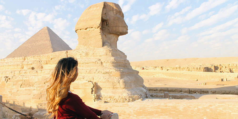 8 Days Cairo and Hurghada Holiday - Sphinx - Tours From Hurghada