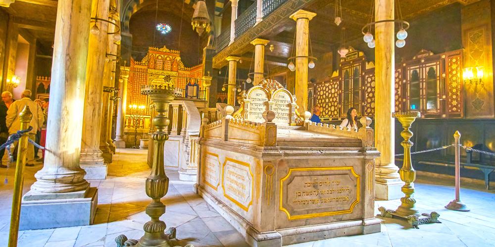 Ben Ezra Synagogue Three DaysTrip from Marsa Alam toCairo by Flight