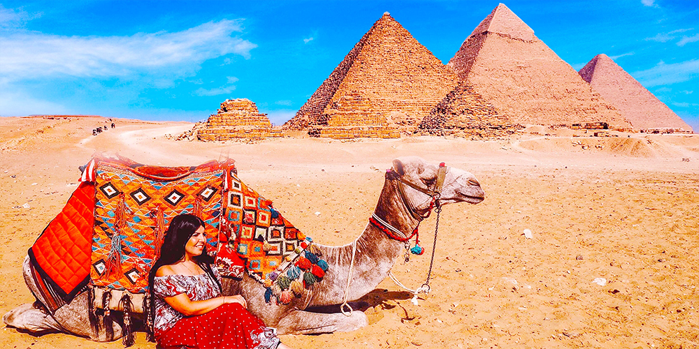 Giza Pyramids - Three Days Trip from Marsa Alam to Cairo by Flight
