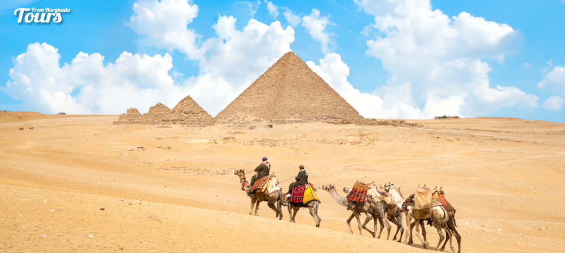 Giza Pyramids - Three DaysTrip from Marsa Alam toCairo by Flight - Tours From Hurghada