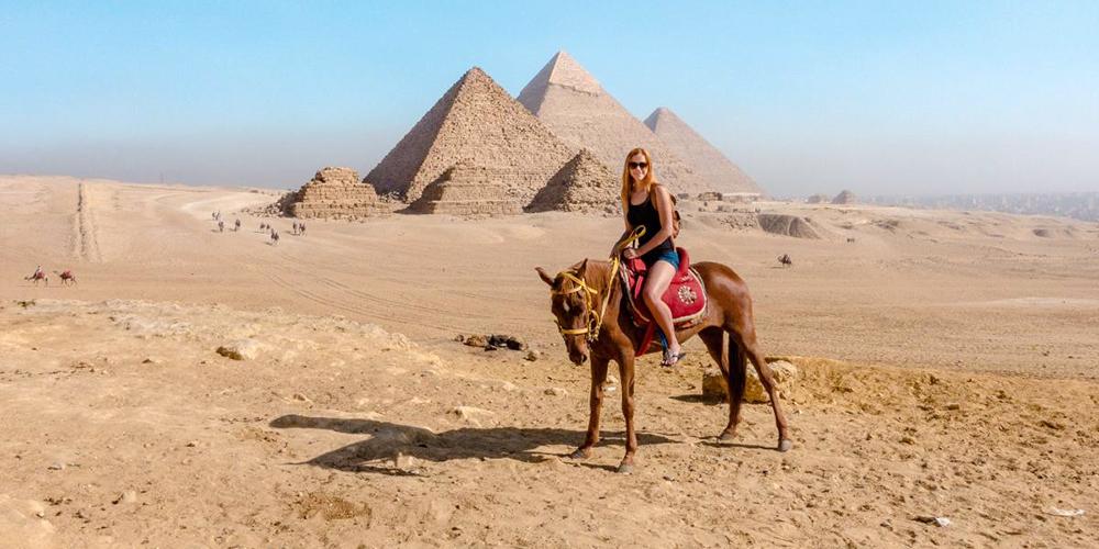 Giza Pyramids Three DaysTrip from Marsa Alam toCairo by Flight