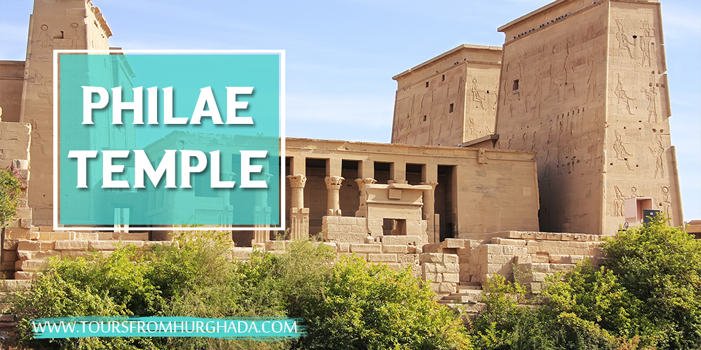 Nile Cruise From Hurghada - Philae Temple - Tours From Hurghada