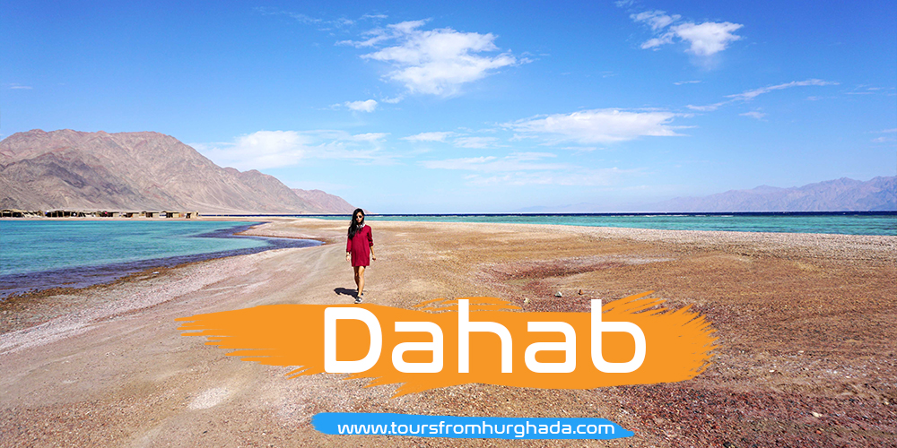 Red Sea Resorts Dahab Tours From Hurghada