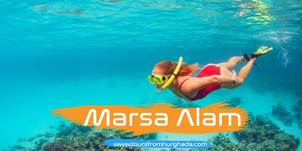 Red Sea Resorts Marsa Alam Tours From Hurghada
