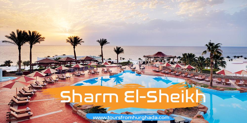 Red Sea Resorts Sharm El-Sheikh Tours From Hurghada