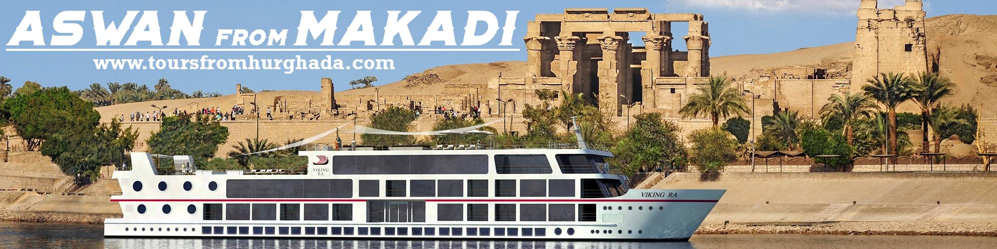 Trips To Aswan From Makadi Tours From Hurghada