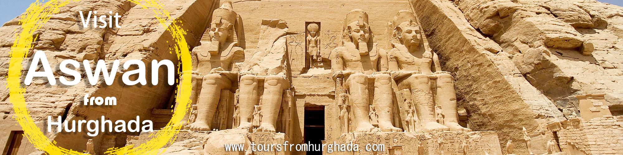 Trips from Hurghada to Aswan ToursFromHurghada