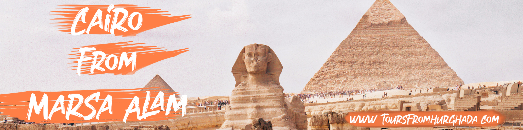 Trips to Cairo from Marsa Alam ToursFromHurghada