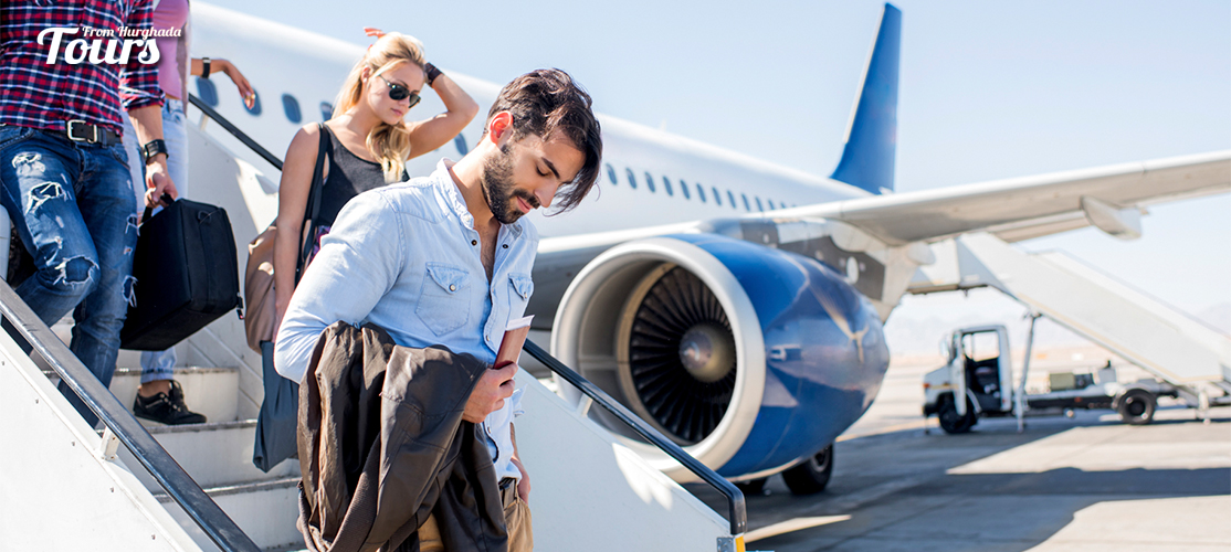 14 Days Egypt Tour Hurghada and Nile Cruise - Arrival at Hurghada AirPort