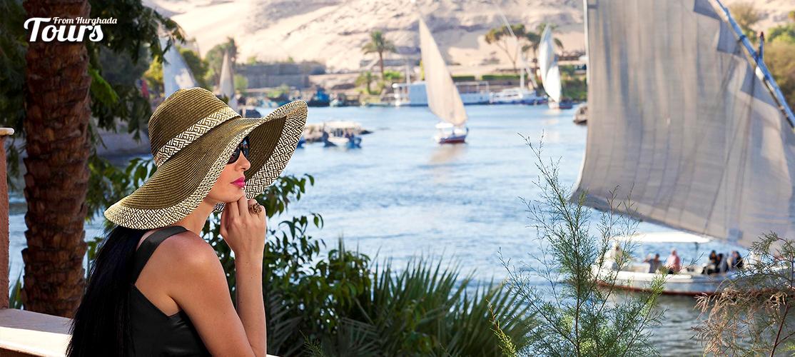 14 Days Egypt Tour Hurghada and Nile Cruise - Enjoy Nile Cruise
