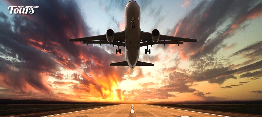 14 Days Egypt Tour Hurghada and Nile Cruise - Tour end