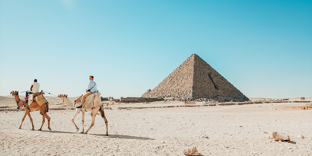 9 Days Hurghada Pyramids and Old Cairo Tour - Tours From Hurghada