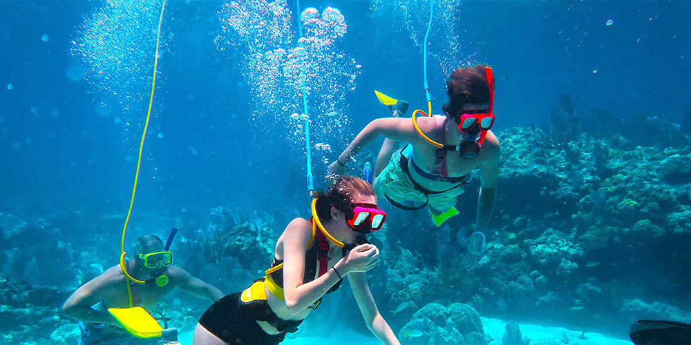 Giftun Island Snorkeling Tours In El Gouna - Tours From Hurghada