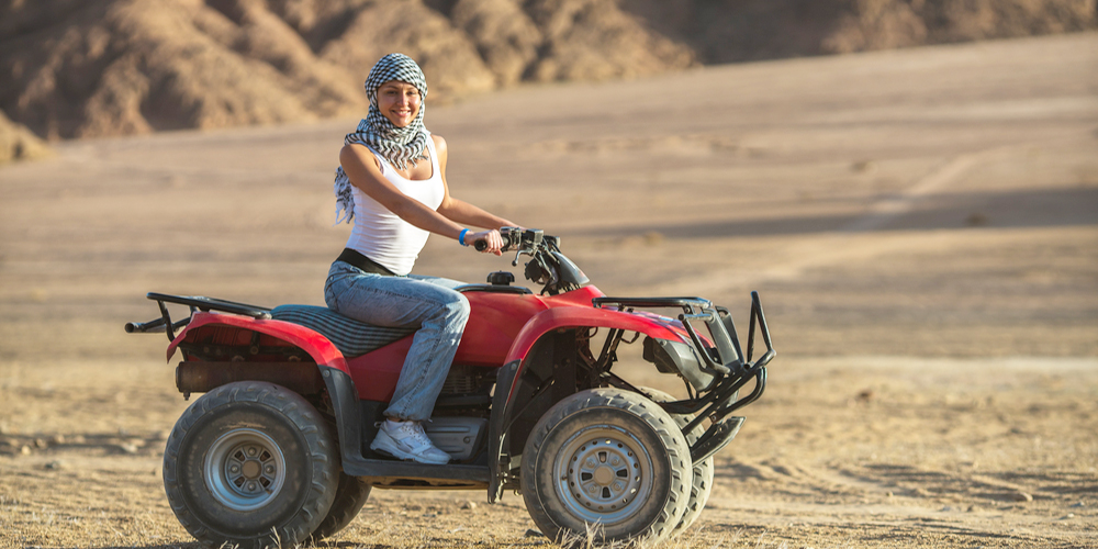 Hurghada Desert Safari Trip By Quad Bike - Tours From Hurghada