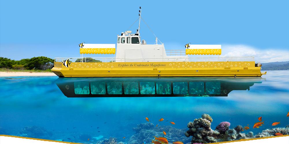 Semi Submarine Hurghada Excursions - Tours From Hurghada