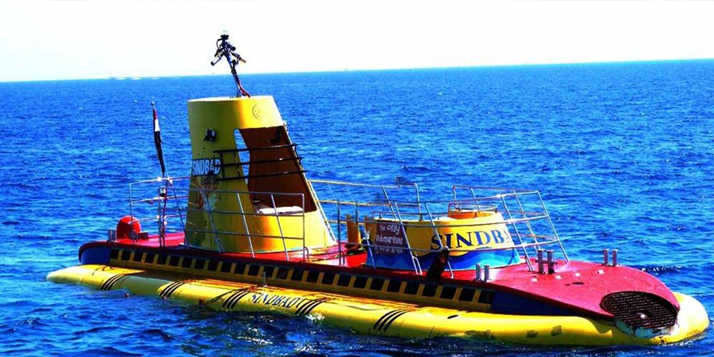 Sindbad Submarine Hurghada Tours - Tours From Hurghada