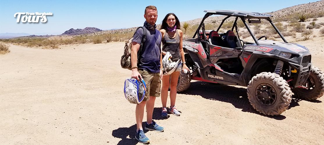 Sunset Quad Bike Desert Safari from Hurghada - Tours From Hurghada