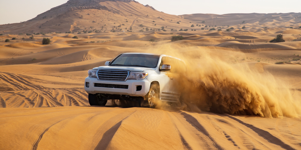 Super Safari Excursion By Jeep From Hurghada - Tours From Hurghada