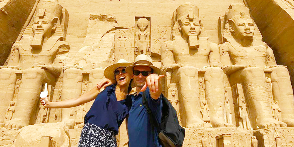 Abu Simbel Temple - Aswan & Abu Simbel Tour from Makadi - Tours from Hurghada