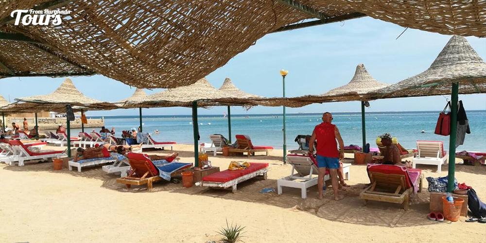 Andalusia Blue Beach Hurghada - Hurghada Beaches - Tours From Hurghada