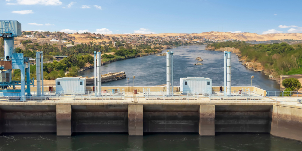 Aswan High Dam - 2 Days Luxor, Aswan & Abu Simbel Tour from Port Ghalib - Tours from Hurghada
