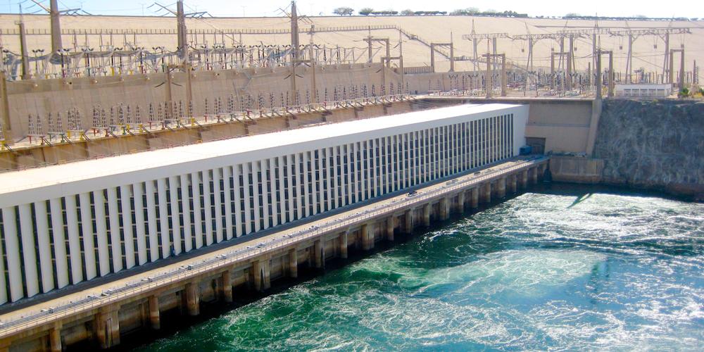Aswan High Dam - Nile Cruise from Port Ghalib - Tours from Hurghada