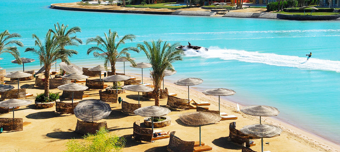 Beach of Hurghada - 9 Days Hurghada, Luxor & Abu Simbel Vacation - Tours from Hurghada