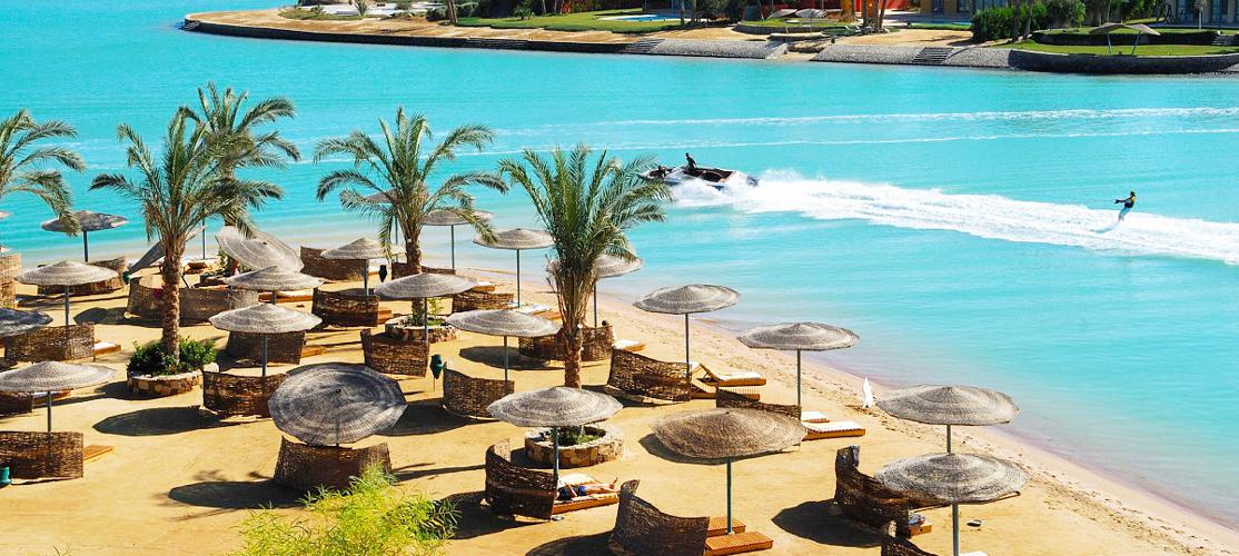 Beach of Hurghada - 9 Days Hurghada, Luxor & Abu Simbel Vacation - Tours from Hurghada