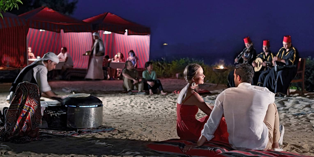 Bedouin Dinner - Sunset Safari Excursions From El Gouna By Quad Bike - Tours from Hurghada