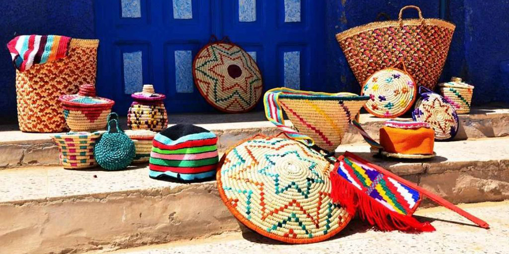 Bedouin Handcrafts - Desert Super Safari Excursions By Jeep From El Gouna - Tours from Hurghada