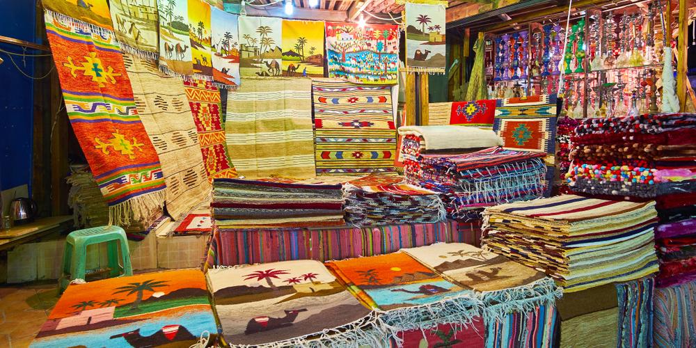Bedouin Handicrafts El Gouna - Tours from Hurghada