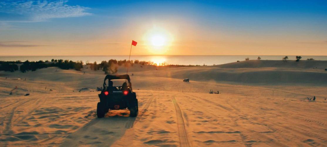Buggy Sunset Safari El Gouna Tour - Tours from Hurghada