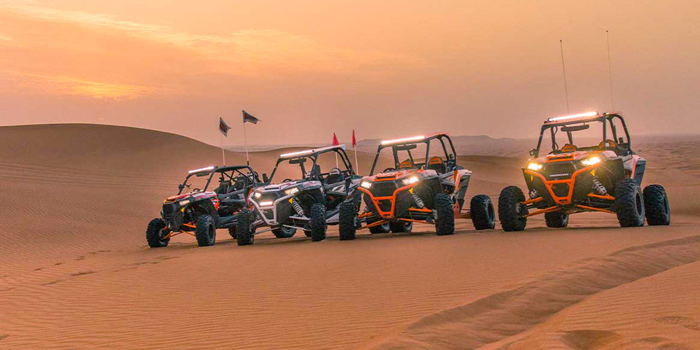 Buggy Sunset Safari Tour El Gouna - Tours from Hurghada