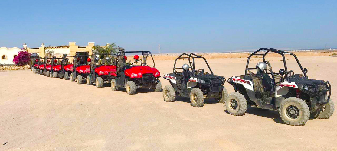 Car Buggy From El gouna - Tours from Hurghada