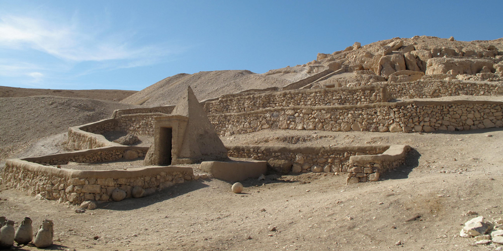 Deir el Medina - Special Two Days Tour To Luxor From Port Ghalib - Tours from Hurghada