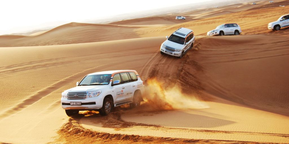 Desert Super Safari Excursions By Jeep From El Gouna - Tours from Hurghada