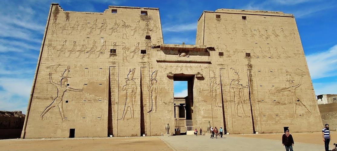 Edfu Temple - Nile Cruise from Port Ghalib - Tours from Hurghada