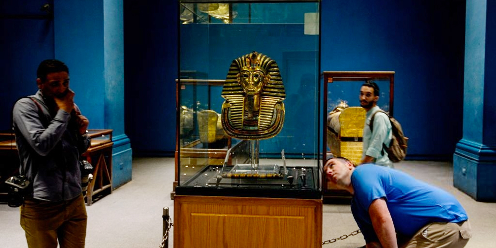 Egyptian Museum - Cairo Day Tour from Port Ghalib - Tours from Hurghada
