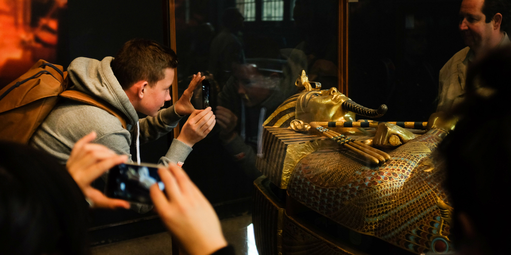 Egyptian Museum - Cairo and Luxor Tour from Port Ghalib - Tours from Hurghada