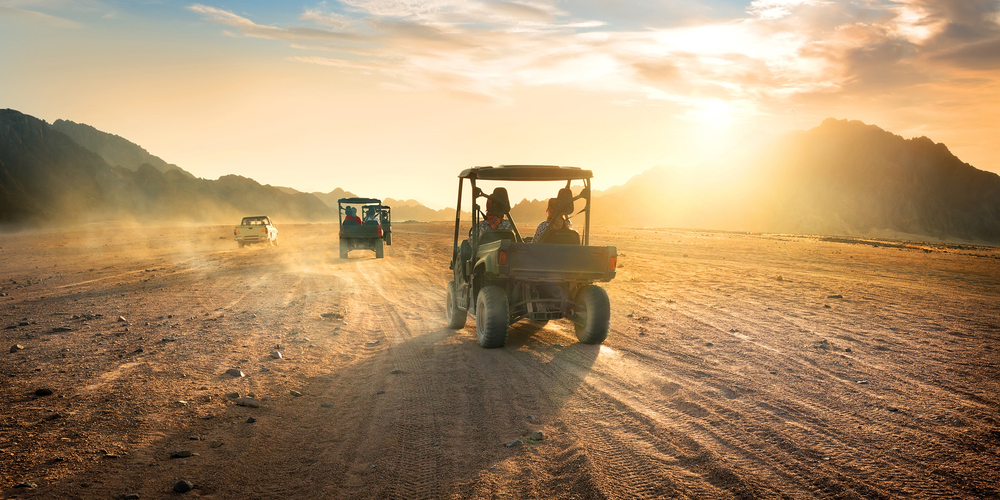 El Gouna Sunset Car Buggy Tours - Tours from Hurghada