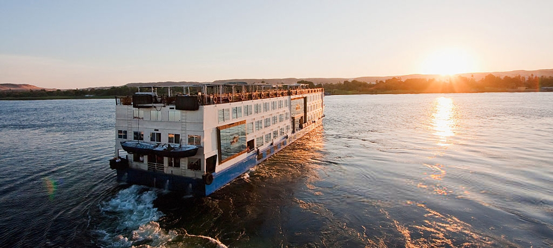 End Your 5 Days Nile Cruise from Port Ghalib - Tours from Hurghada