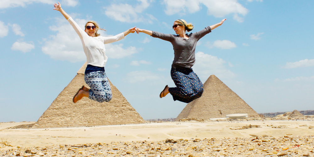 Giza Pyramids - 2 Days Cairo Tour from Port Ghalib - Tours from Hurghada
