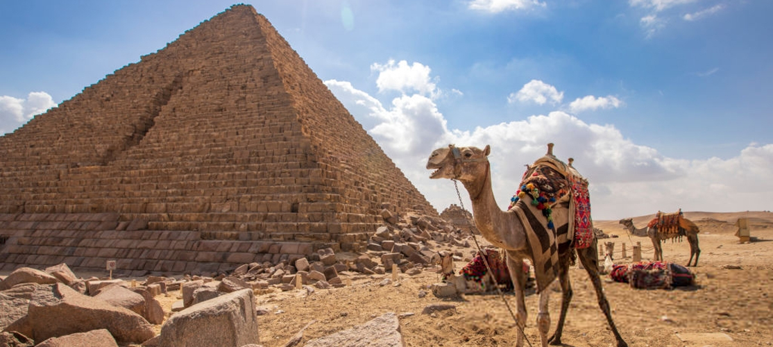 Giza Pyramids - Cairo Day Tour from Port Ghalib - Tours from Hurghada