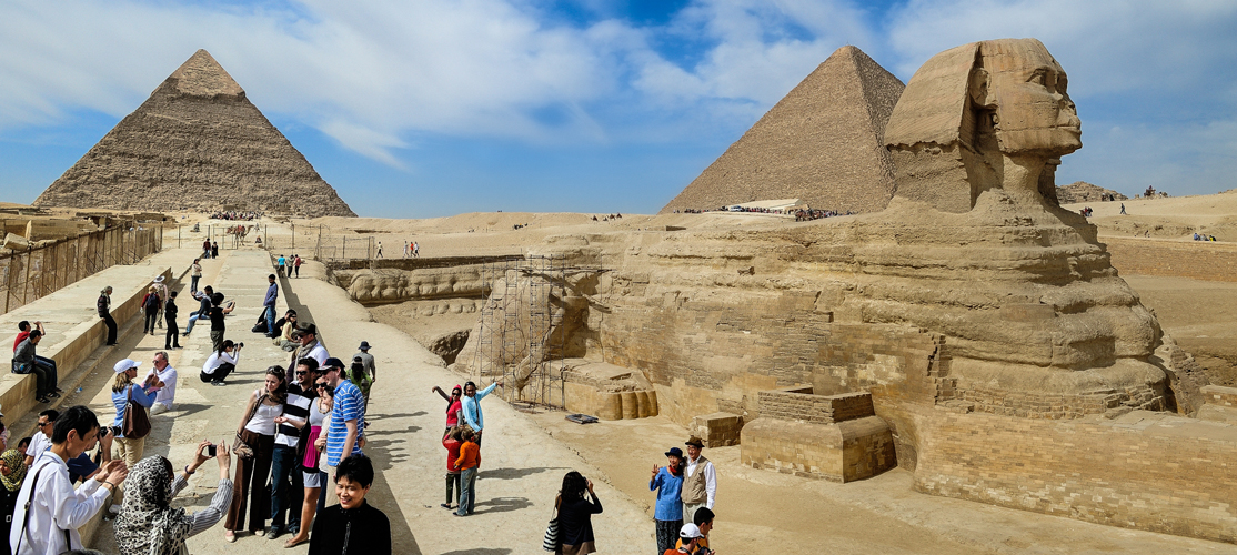 Giza Pyramids Complex - 2 Days Cairo Tour from Port Ghalib - Tours from Hurghada