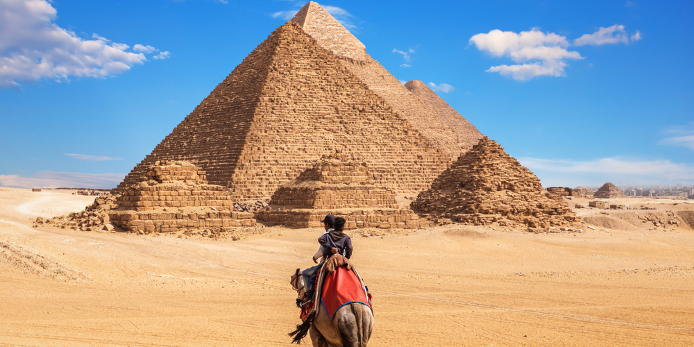 Giza Pyramids Complex - Cairo and Luxor Tour from Port Ghalib - Tours from Hurghada